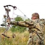 Modern Bow Hunter — Stock Photo #12574808
