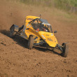 Stock Photo: Race autocross