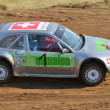 Rally race — Stockfoto
