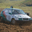 Rally race - Foto Stock