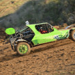 Autocross buggy race — Stock Photo #13891763