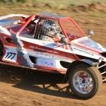 Autocross buggy race — Stock Photo #13891778