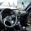Stock Photo: Car interior