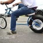 Biker — Stock Photo #25391581