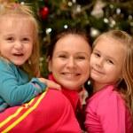 Family christmas — Stock Photo #38021983