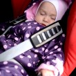 Baby in car seat — Stock Photo #39021865