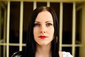 Mooie bruid portret — Stockfoto