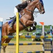 Show jumping rider — Stock Photo #45943629