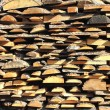 Stock Photo: Pine boards