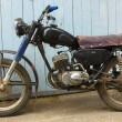 Old motorcycle — Stock Photo #13590823