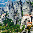 Meteora Monasteries, Greece, horizontal shot — Stock Photo #21743715