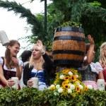 Oktoberfest — Stock Photo #13296188