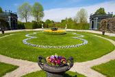 Jardins do palácio de schonbrunn em viena, áustria — Foto Stock