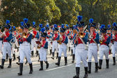 Oktoberfest solemn procession. — Stock Photo