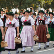 Oktoberfest in Munich — Stock Photo