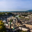 Salzburg panorama — Stock Photo