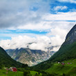 View to Sognefjord in Norway — Stock Photo #37694271