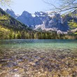 Beautiful lake in austria — Stock Photo #40306271