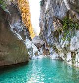 Deep Harmony Canyon in Turkey — Stock Photo