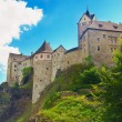 Loket - Gothic castle in the Czech Republic — Stock Photo