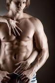 Homme sexy — Photo