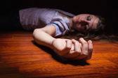 Cadáver — Fotografia Stock