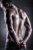 Athletic man — Stock Photo