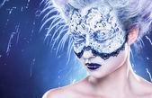 Fantasy make-up — Stock Photo