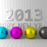 2013 cmyk background — Stock Photo #13900927