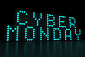 Cyber el lunes — Foto de Stock