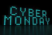 Cyber maandag — Stockfoto