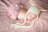 Bebe nina — Stock Photo