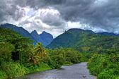 Tahiti island — Stock Photo