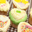 Valentine Cupcakes — Stock Photo #24071267