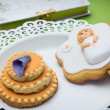 First Communion Cookies — Stock Photo #24414247