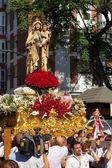 Virgen del Carmen — Stock Photo