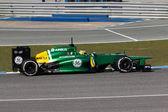 Caterham F1 Team - Charles Pic -2013 — Foto Stock