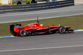 Marussia F1 Team - Luiz Razia - 2013 — Stock Photo