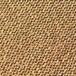 Sparkly gold knitted wool background — Stock Photo