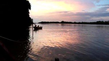 Fishermen — Stock Video