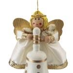 Angel Christmas — Stock Photo #7428840