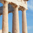Columns of Aphaia - Stock Photo