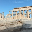 Temple of Aphaiin Aegina — Stock Photo #15651625