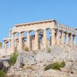 Temple of Aphaia, Aegina — Stock Photo #15651637