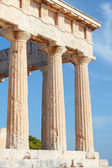 Columns of Aphaia — Stock Photo