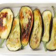 Fried aubergines — Stock Photo #18914991