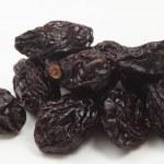 Pile of prunes closeup — Stock Photo #25818885