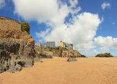 Tenby beach — Stock Photo
