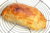 Beef wellington from the oven — Stock Photo