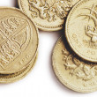 British pounds — Stock Photo #36590619